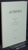Aurora, Eichendorff-Almanach 34