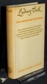 Tieck, Fruehe Erzaehlungen und Romane