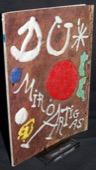 du 1963/06, Miró-Artigas