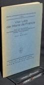 Marie France, Vier Lais