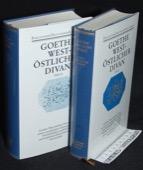 Goethe, West-oestlicher Divan