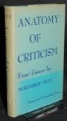 Frye, Anatomy of Criticism