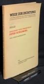 Baumgartner, Adelbert von Chamissos Peter Schlemihl