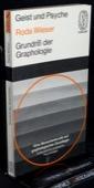 Wieser, Grundriss der Graphologie