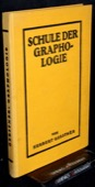 Gerstner, Schule der Graphologie