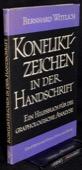 Wittlich, Konfliktzeichen in der Handschrift