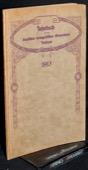 Staeglich, Jahrbuch 1913