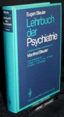 Bleuler, Lehrbuch der Psychiatrie