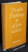Elschenbroich, Deutsche Dichtung im 18. Jahrhundert