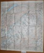 Lunn / Gurtner, Skikarte Berner Oberland