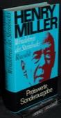 Miller, Wendekreis des Steinbocks