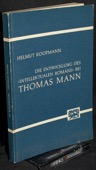 Koopmann, Die Entwicklung des