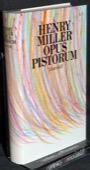 Miller, Opus pistorum