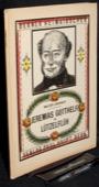 Laedrach, Jeremias Gotthelf in Luetzelflueh