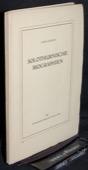 Sigrist, Solothurnische Biographien