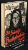 Strasser, Die deutsche Bartholomaeusnacht