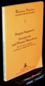 Stojanovic, Dostojewski und Thomas Mann lesen