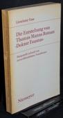 Voss, Thomas Manns Doktor Faustus