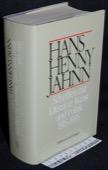 Jahnn, Schriften zur Kunst, Literatur und Politik 1915-1935