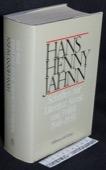 Jahnn, Schriften zur Kunst, Literatur und Politik 1946 - 1959