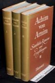 Arnim, Saemtliche Romane und Erzaehlungen