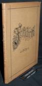 Festschrift, zur Eroeffnung des Kunstmuseums in Bern 1879