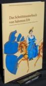 Schnittmusterbuch, von Salomon Erb