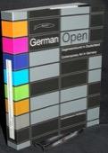 German Open, Gegenwartskunst in Deutschland