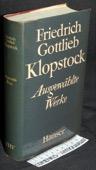 Klopstock, Ausgewaehlte Werke
