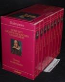 Shakespeare, Werke in acht Baenden