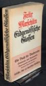 Moeschlin, Eidgenoessische Glossen 1922/1928