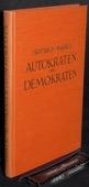 Maerker, Autokraten und Demokraten