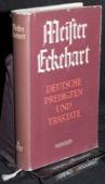 Meister Eckehart, Deutsche Predigten und Traktate