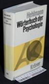 Hehlmann, Woerterbuch der Psychologie