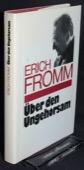 Fromm, Ueber den Ungehorsam