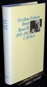 Scholem, Briefe 1971 - 1982