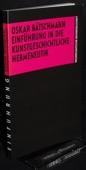 Baetschmann, Kunstgeschichtliche Hermeneutik