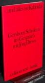 Gershom Scholem, im Gespraech mit Joerg Drews