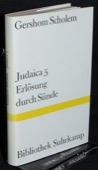 Scholem, Judaica 5