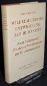 Keller, Wilhelm Heinses Entwicklung