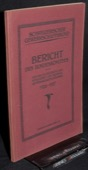 SGB, Bericht des Bundeskomitees 1924-1927