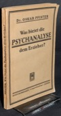 Pfister, Was bietet die Psychanalyse