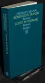 Mann, Koenigliche Hoheit / Lotte in Weimar