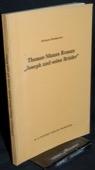 Hohmeyer, Thomas Manns: Joseph und seine Brueder