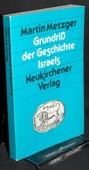 Metzger, Grundriss der Geschichte Israels