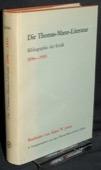 Jonas, Die Thomas-Mann-Literatur [1]