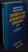 Renz, Die althebraeischen Inschriften [1]