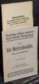 Die Betriebsraete, Gesetzestext und Wahlordnung