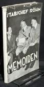 Stabschef Roehm, Die Memoiren