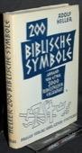 Heller, 200 biblische Symbole